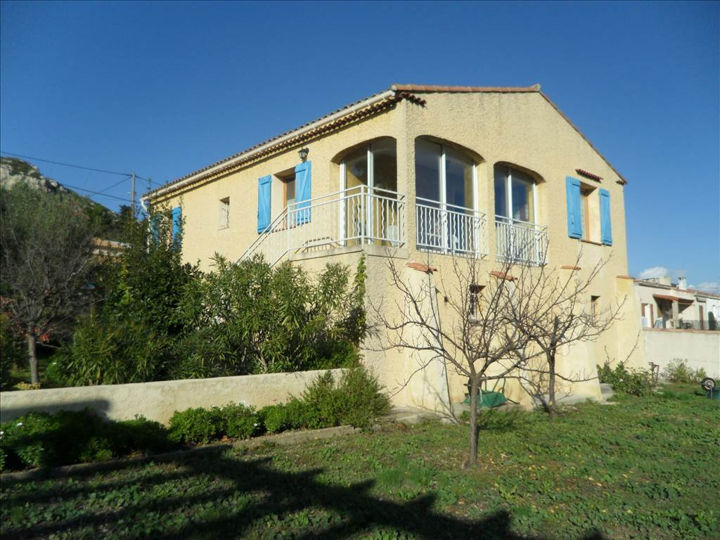 Agence immobili re pour achat maison vue mer calanques de for Achat agence immobiliere