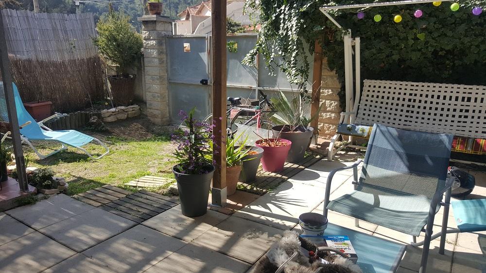 Acheter appartement de type 2 avec terrasse et jardin t2 for Agence terrasse et jardin