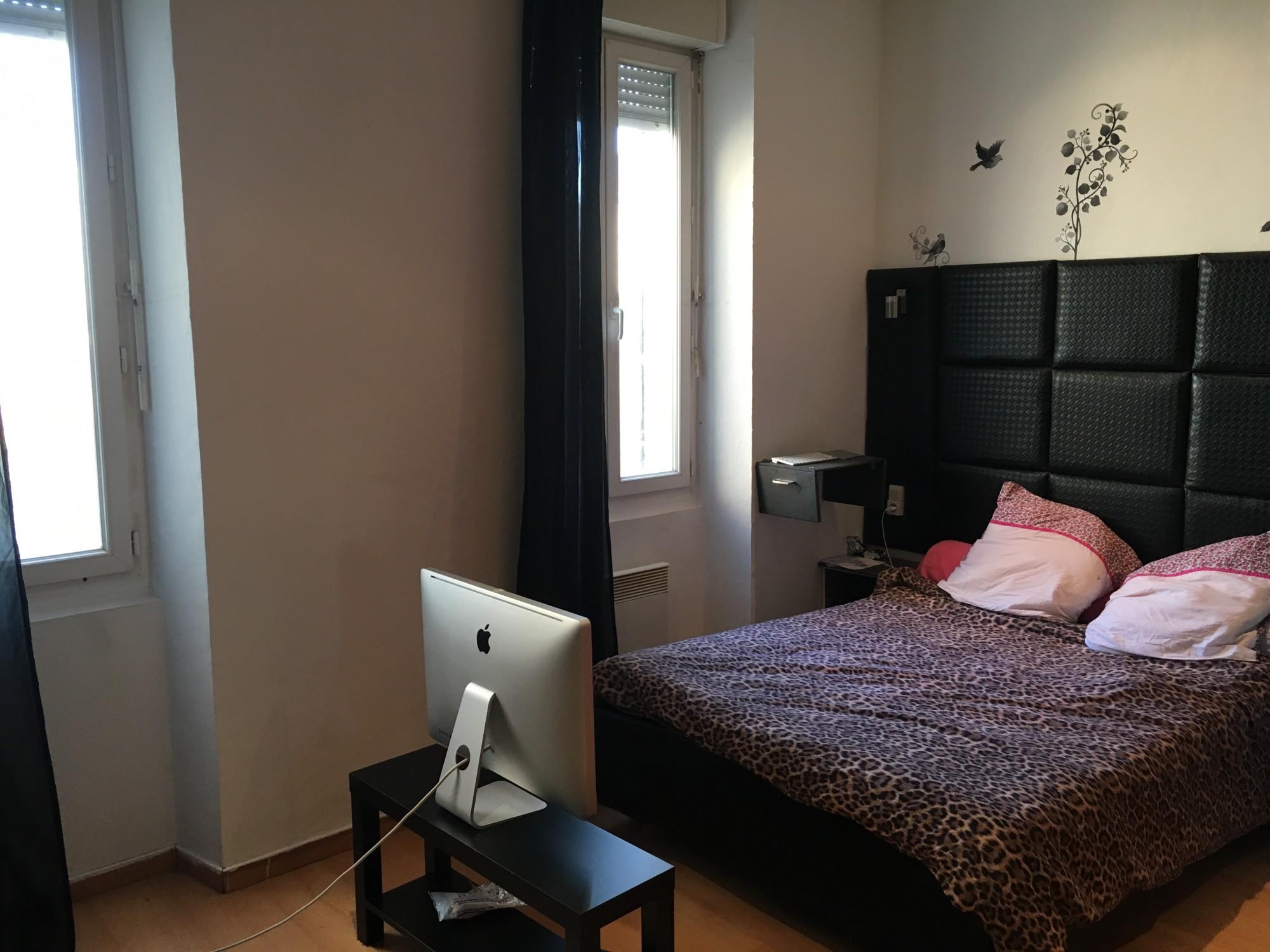 Marseille acheter bel appartement de type 2 de 47m avec for Appartement a acheter sur marseille