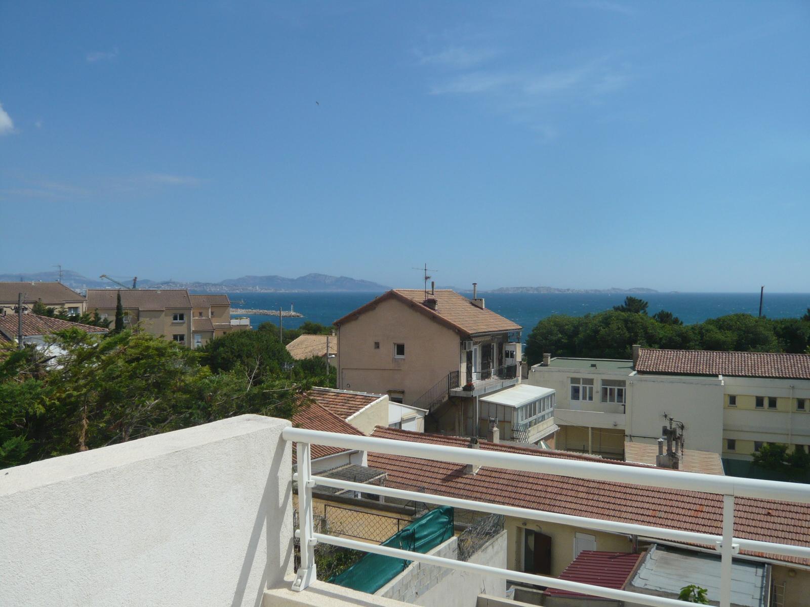 Marseille acheter appartement duplex standing t4 f4 for Acheter maison paris 16