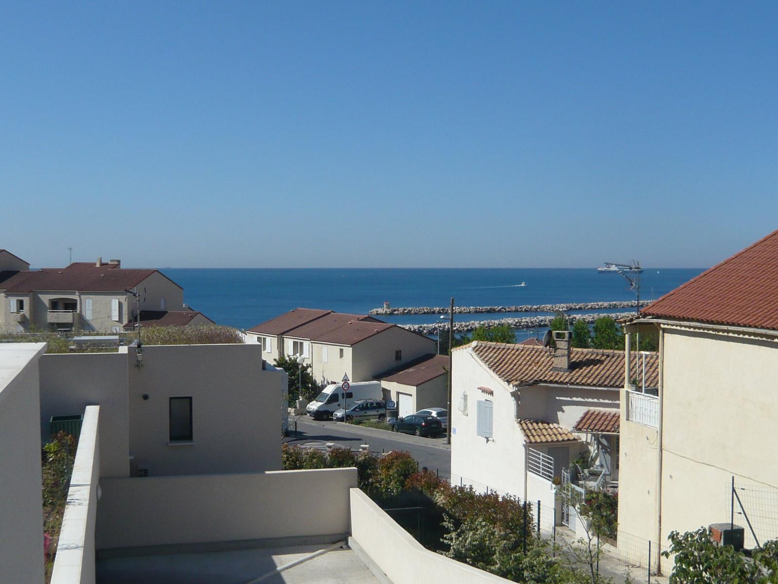 4d3c28323e30eb Vente T3 Marseille 13016 L Estaque Résidence standing. jardin 100m². Vue  mer.
