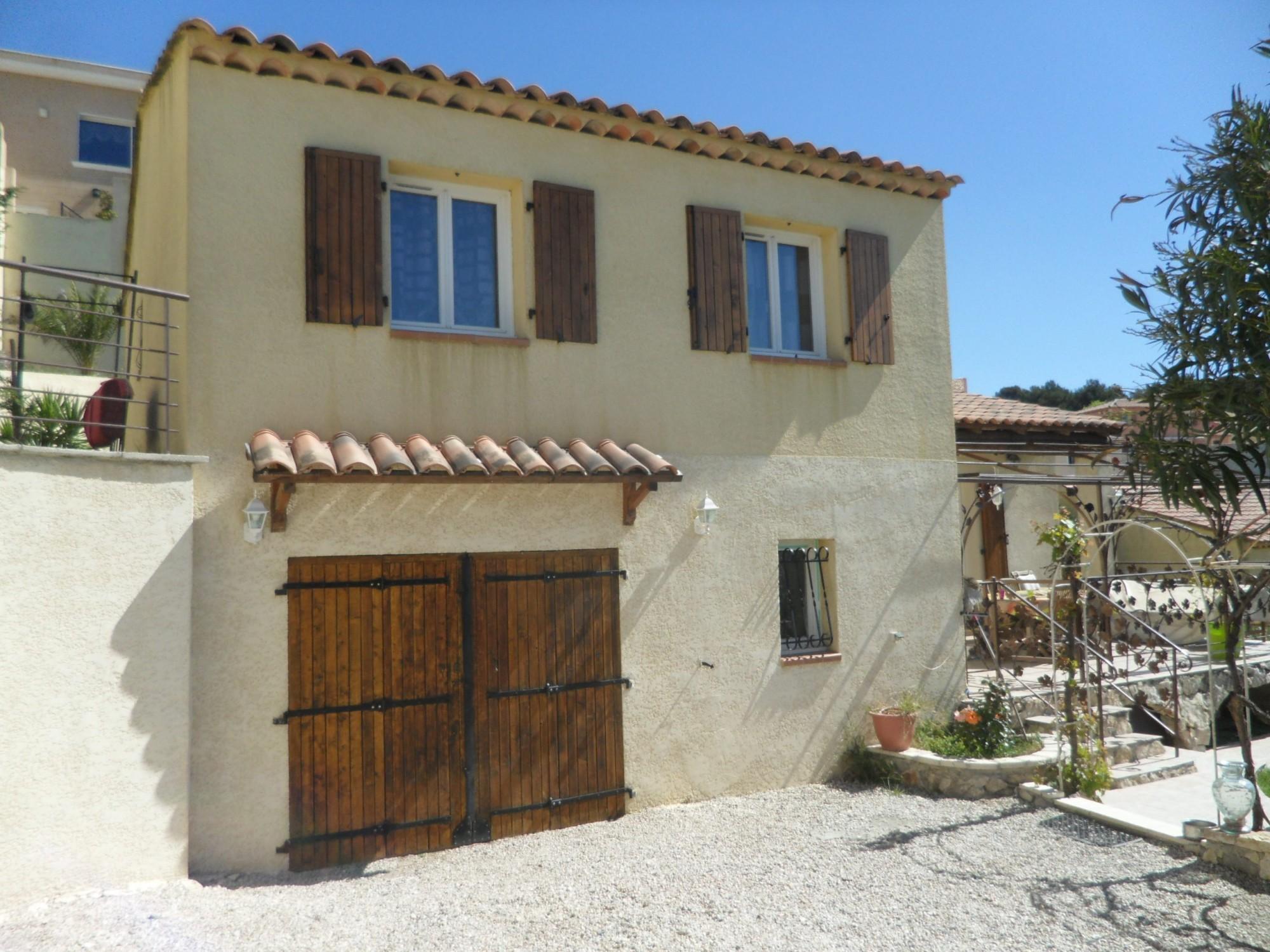 Vente de maison en rez de jardin Les Pennes-Mirabeau 13170 ...
