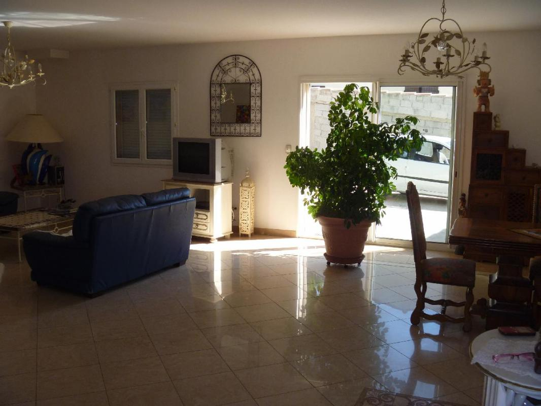 acheter villa 2 appartements t3 t3 piscine garage grand sous sol amenageables terrain. Black Bedroom Furniture Sets. Home Design Ideas