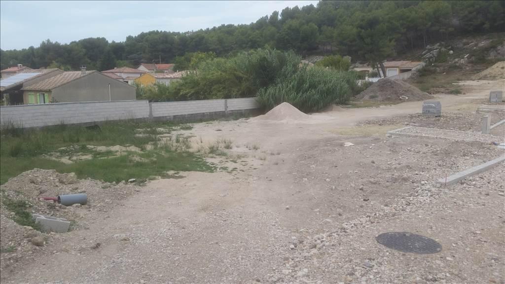Vente Terrain Ensues La Redonne, viabilisé, petit lotissement de 6 lots