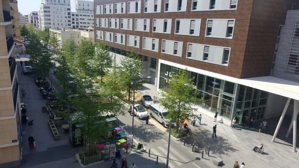 Vente appartement T4 avec balcons T4 Marseille 13003 Métro Désiré Clary