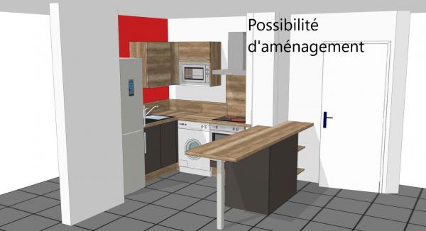 Vente appartement T2 ENSUES LA REDONNE Programme neuf avec terrasse et garage