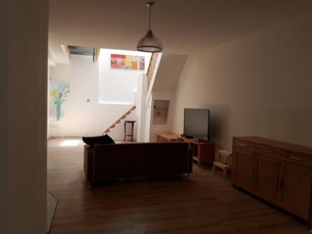 Vente Loft T4/5 Gignac la Nerthe centre du village grands volumes ouverts