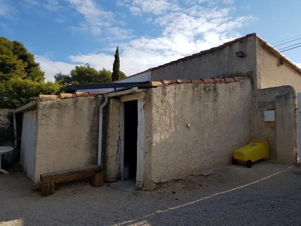 Vente maison t3 avec dépendances  T3 13820 village