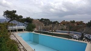 Vente T4 13820 calanques front de mer, piscine, vue imprenable et accès privé au port, t4, dépendances et stationnements