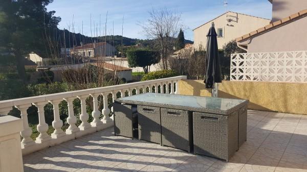 Vente Villa traditionnelle T4 le rove