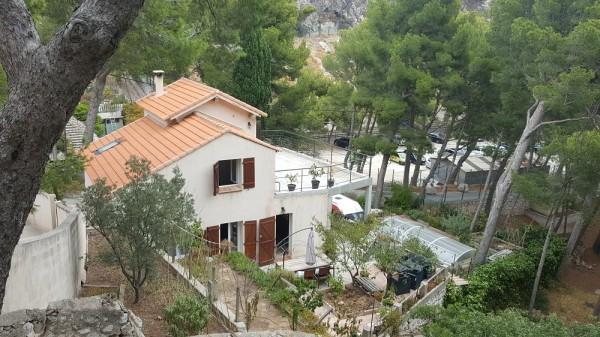 Vente maison T5 13620 - CARRY LE ROUET Calanque des eaux salées