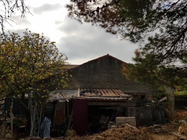 Vente Terrain constructible avec grange aménageable 13820 Village