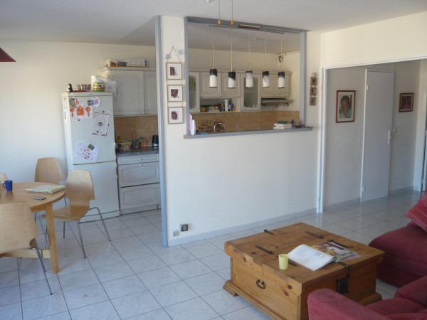 Appartement T4/5 Marseille 13016 L'Estaque Terrasse. Parking privatif. Proximité port de plaisance