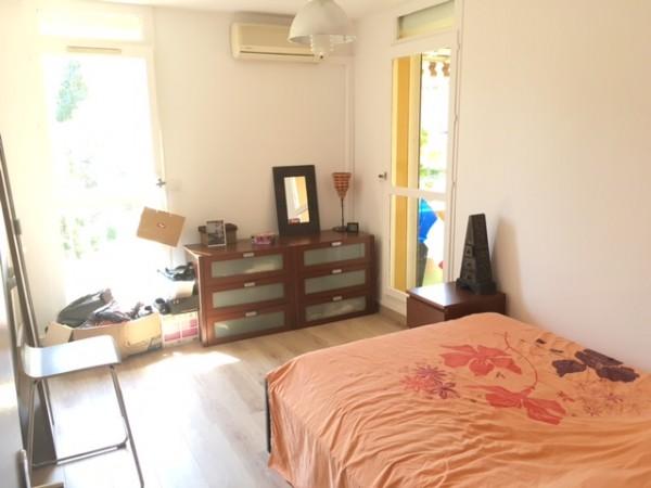 Appartement T3 MARSEILLE 13EME SAINT-MITRE Grand balcon dans résidence calme et sécurisée