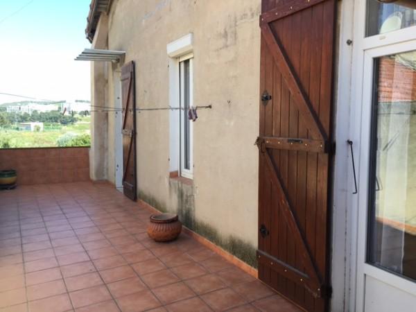 Maisons et villas T4 MARSEILLE 15EME Saint-Antoine AVEC BELLE TERRASSE ET GRAND GARAGE