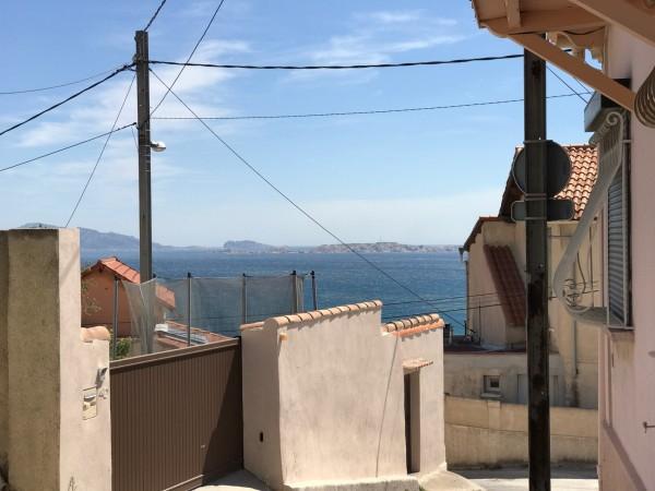 maison de village T3 Marseille (13016) Hauteurs de l'Estaque Vue mer. Dépendances. Idéal 1er achat